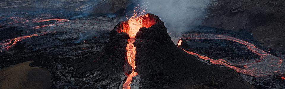 Island – for voksne & større børn / børnebørn. Vulkaner, gletsjere, isbjerge...